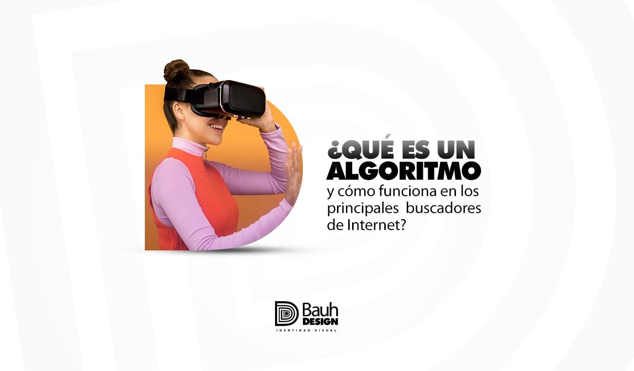 ¿Qué es un algoritmo